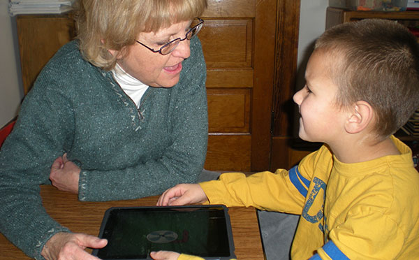 Speech therapy mobile apps
